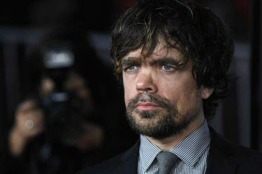 "Cast member Peter Dinklage poses at the premiere for the third season of the television series ""Game of Thrones"" in Hollywood, California March 18, 2013. The third season debuts on HBO on March 31. REUTERS/Mario Anzuoni (UNITED STATES - Tags: ENTERTAINMENT) Photo: REUTERS / X90045"