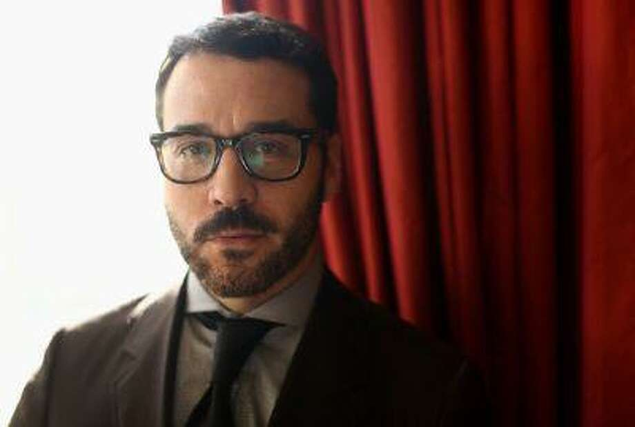 In this Jan. 15, 2013 photo, actor Jeremy Piven, from the television series Mr. Selfridge, poses for a portrait during the PBS Winter TCA Tour at the Langham Huntington Hotel in Pasadena, Calif. Mr. Selfridge, based on the nonfiction book Shopping, Seduction & Mr. Selfridge by Lindy Woodhead, details Harry Gordon Selfridges quest to bring brassy American salesmanship to the hidebound world of British shops with his enduring Selfridges & Co. (Photo by Matt Sayles/Invision/AP) (/Associated Press)