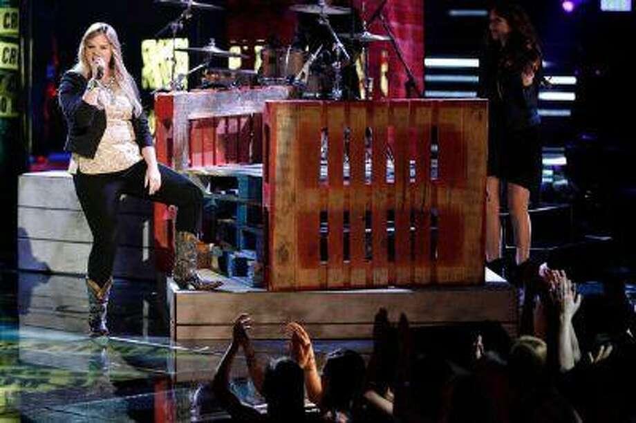 Holly Tucker during 'The Voice' on Monday June 3, 2013. (Tyler Golden/NBC) Photo: Tyler Golden/NBC / 2013 NBCUniversal Media, LLC