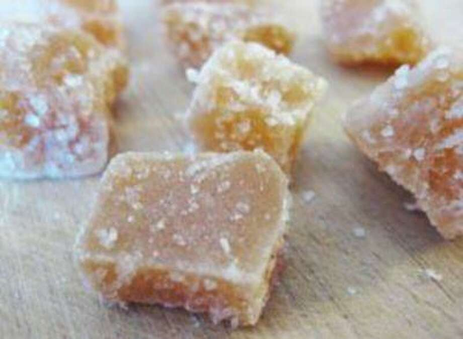 California's attorney general has accused several large California grocery stores of selling lead-tainted ginger candies.
