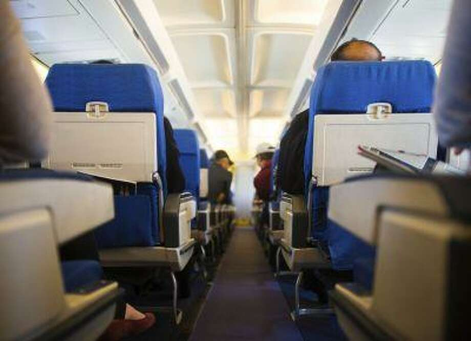 Many airlines are offering economy premium seating, which provides greater legroom and priority boarding for customers. Photo: Getty Images/iStockphoto / iStockphoto