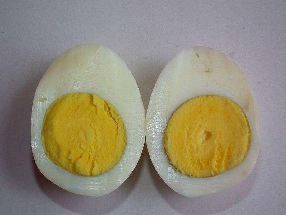 Wikimedia photo: Hard-boiled eggs