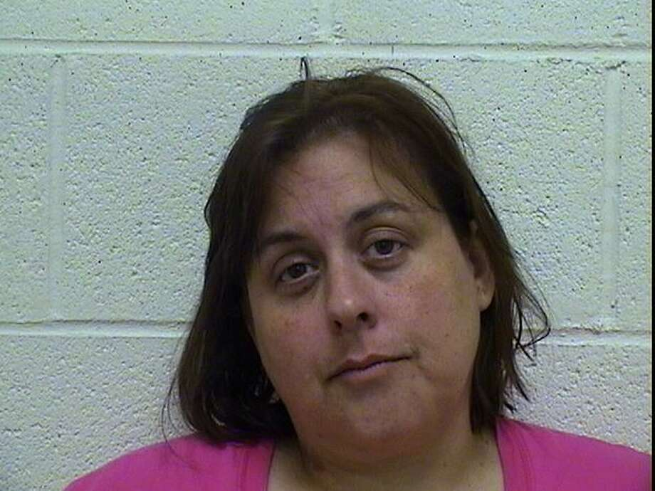 Tina Scapin, 39, a bus driver in Torrington, was charged with sexual assault of a 17-year-old male on March 3, 2013.