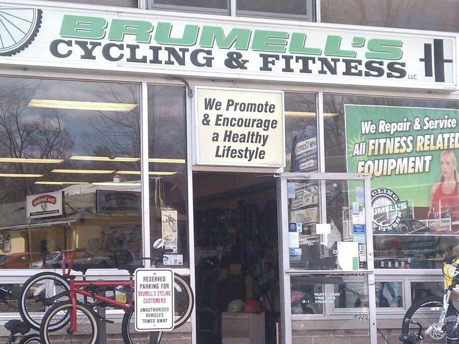Register Citizen File Photo - The former bike shop owned by Randy Brumell on East Main Street in Torrington.