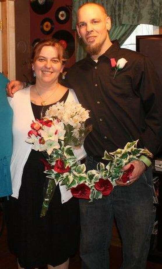 Tammy Egelston Collins and Ryan T. Carnes