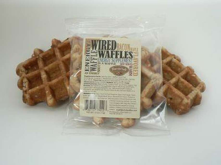 The Wired Waffles product has generated about $30,000 in sales since last fall, according to company founder Roger Sullivan.