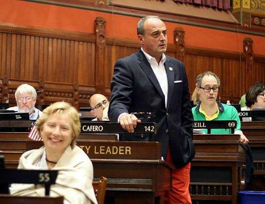 House Minority Leader Lawrence Cafero