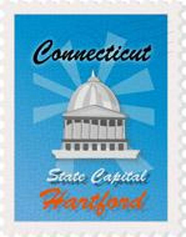 Hartford Connecticut State Capital Clipart / classroomclipart.com