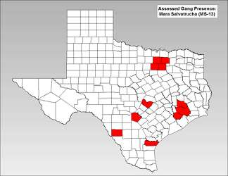 DPS gang assessment includes Tango Blast, MS-13 as top threats