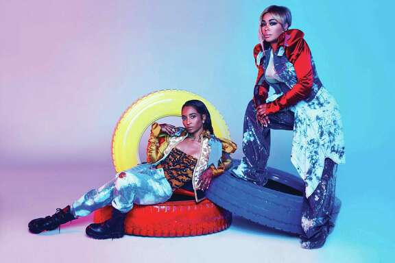 TLC members T-Boz, left, and Chilli say 2017s 'TLC' album is the group's final but they are not breaking up.