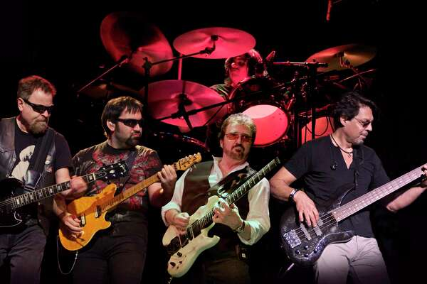 Blue Öyster Cult took its name from a poem by their manager Sandy Pearlman.