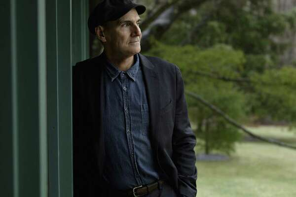 singer and songwriter James Taylor