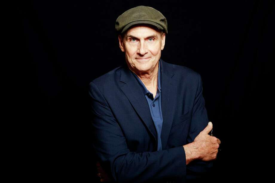 FILE - In this May 13, 2015 file photo, singer-songwriter James Taylor poses for a portrait in New York. This year's Kennedy Center honorees include musicians who span genres including pop, rock, gospel, blues, folk and classical _ and an actor known for his extraordinary range. The John F. Kennedy Center for the Performing Arts announced Thursday, June 23, 2016, that actor Al Pacino, rock band the Eagles, Argentine pianist Martha Argerich, gospel and blues singer Mavis Staples and singer-songwriter James Taylor will be honored for influencing American culture through the arts. (Photo by Dan Hallman/Invision/AP, File) Photo: Dan Hallman, INVL / AP