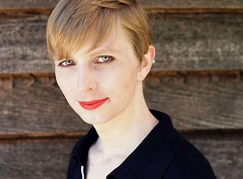 This file photo taken on May 18, 2017 shows an Instagram account screen capture portrait of transgender former soldier Chelsea Manning. Photo: HO, AFP/Getty Images