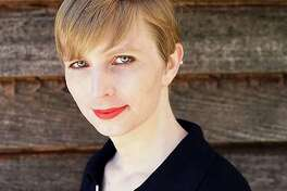 "(FILES) This file photo taken on May 18, 2017 shows an Instagram account screen capture portrait of transgender former soldier Chelsea Manning which she posted one day after being released from a top-security US military prison. President Donald Trump announced July 26, 2017 that transgender people may not serve ""in any capacity"" in the US military, citing the ""tremendous medical costs and disruption"" their presence would cause.In late June, Pentagon chief Jim Mattis delayed for six months a plan put in place under Barack Obama's administration to start accepting transgender recruits. Perhaps the most famous transgender US soldier is former Army intelligence analyst Chelsea Manning, who served seven years in prison for one of the largest dumps of classified documents in US history. Manning, who served as Bradley Manning, was initially sentenced to 35 years in prison in 2013 for leaking more than 700,000 classified documents to WikiLeaks three years earlier.   / AFP PHOTO / BALESTRAMEDIA / HOHO/AFP/Getty Images"