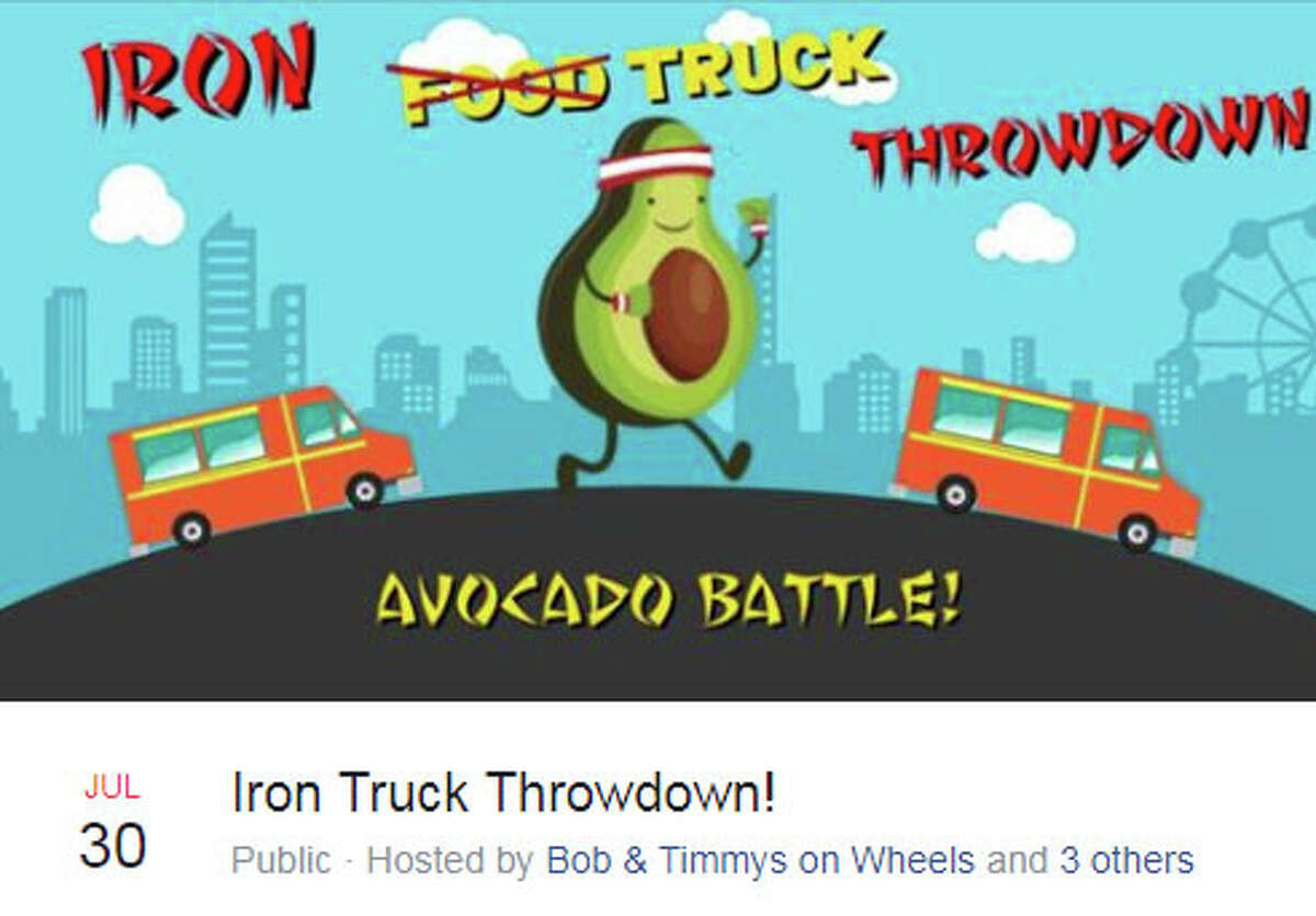 San Antonio food trucks will compete Sunday using avocado as a common ingredient.