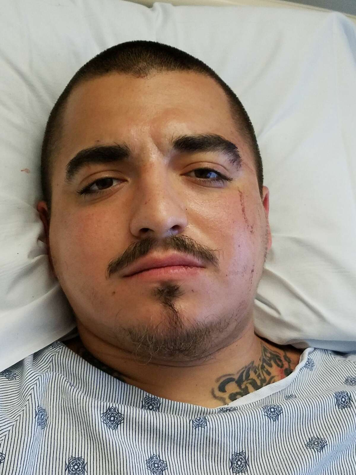Jose Luis Garza Jr., 25, faces a charge of murder and remains in the Bexar County Jail on a $100,000 bond.