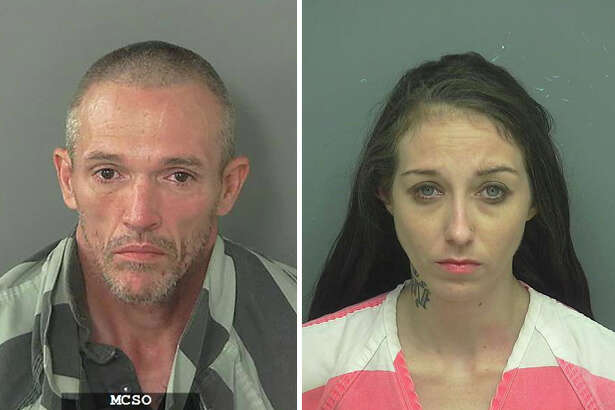 Keith Brooks, 45, of New Caney, and Stormie White-Rivers, 30, of Houston, were charged with dealing methamphetamine after a July 15, 2017 traffic stop in Porter.