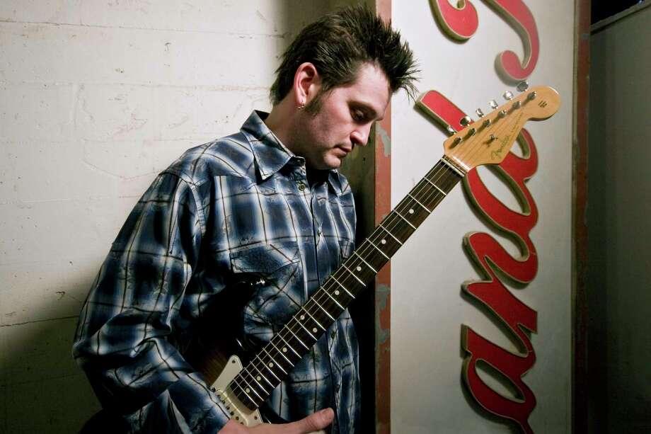 Musician Mike Zito Photo: Joshua Temkin