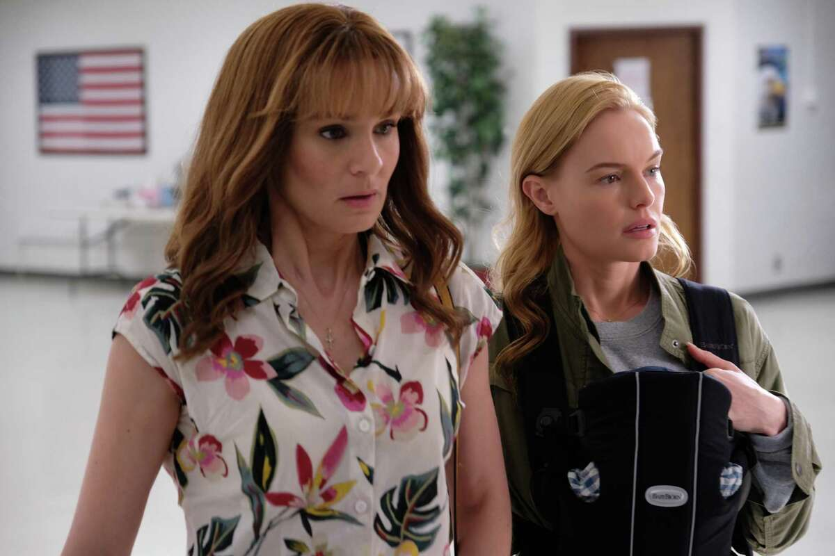 Sarah Wayne Callies and Kate Bosworth play military wives at Fort Hood forced to deal with tragedy in