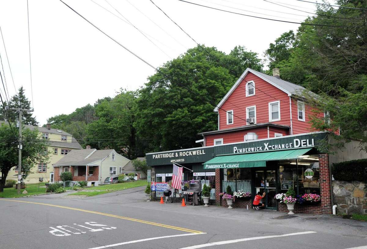 The Pemberwick X-Change Deli is a popular Pemberwick eatery and meeting place in the Pemberwick section of Greenwich, Conn., Tuesday, July 25, 2017. The X-Change Deli is located at 83 Pemberwick Rd.