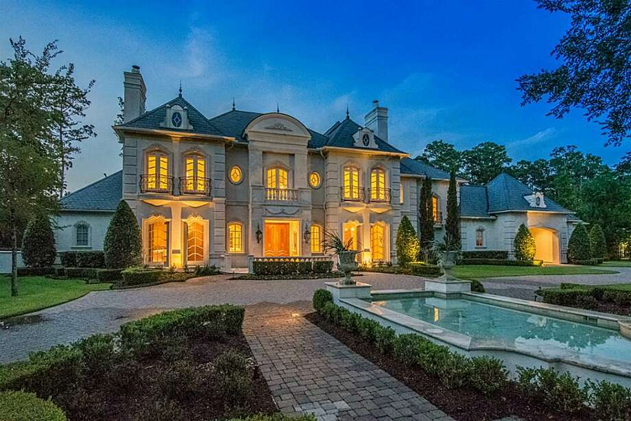 The Woodlands: 43 Grand RegencyList price: $4.4 millionSize: 10,715 square feet Photo: Houston Association Of Realtors