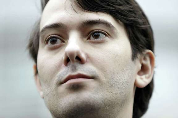 FILE - In this Feb. 3, 2016, file photo, former biotech CEO Martin Shkreli. Jurors heard testimony from the government's last witness on Tuesday, July 25, 2017, a day after Shkreli's lawyer told the court his client won't take the witness stand during his securities fraud trial.
