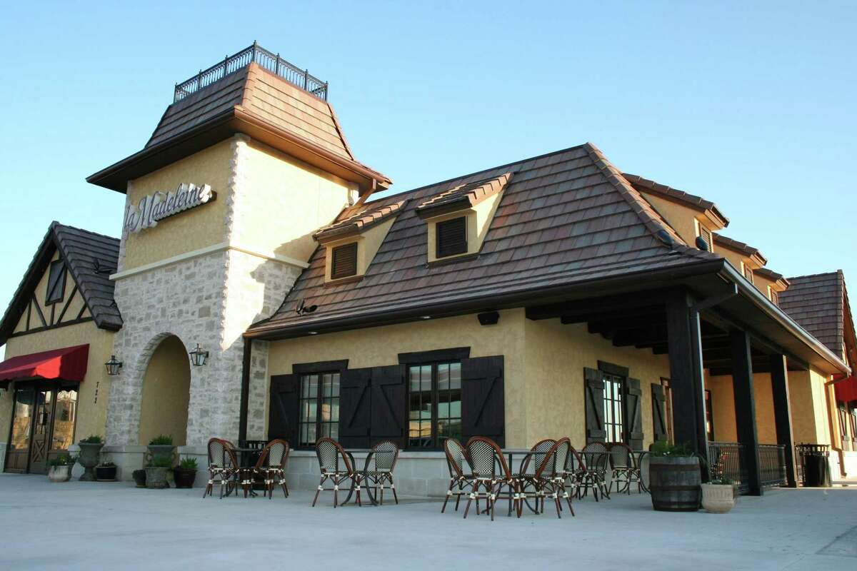 A new La Madeleine Bakery, similar to this one at Park North, will soon open in Live Oak.