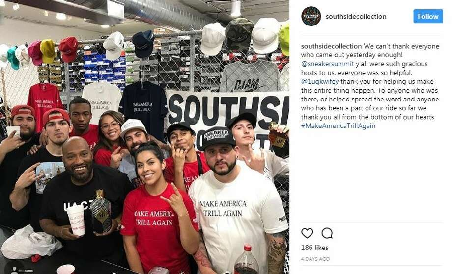 A photo posted four days ago to the Southside Collection Instagram page.
