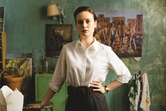 "Brie Larson as ""Jeannette"" in THE GLASS CASTLE. Photo by Jake Giles Netter."