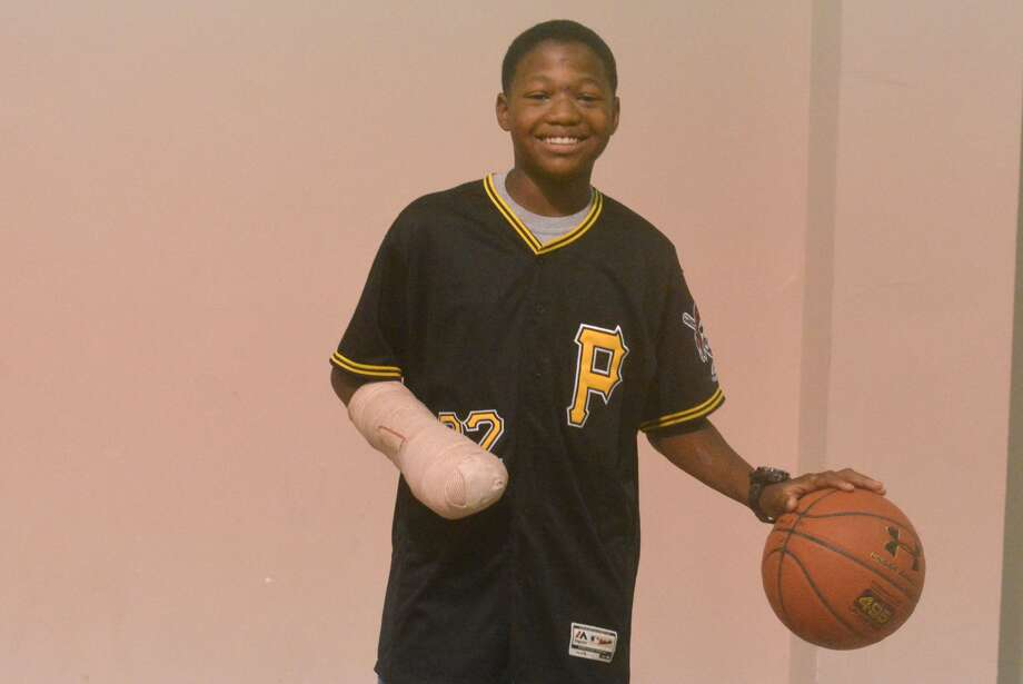 Photos from the Fierce Basketball Competition fundraiser to benefit Zaeq'won Riddley and his family to help offset his medical expenses. Photo: Skip Leon/Plainview Herald