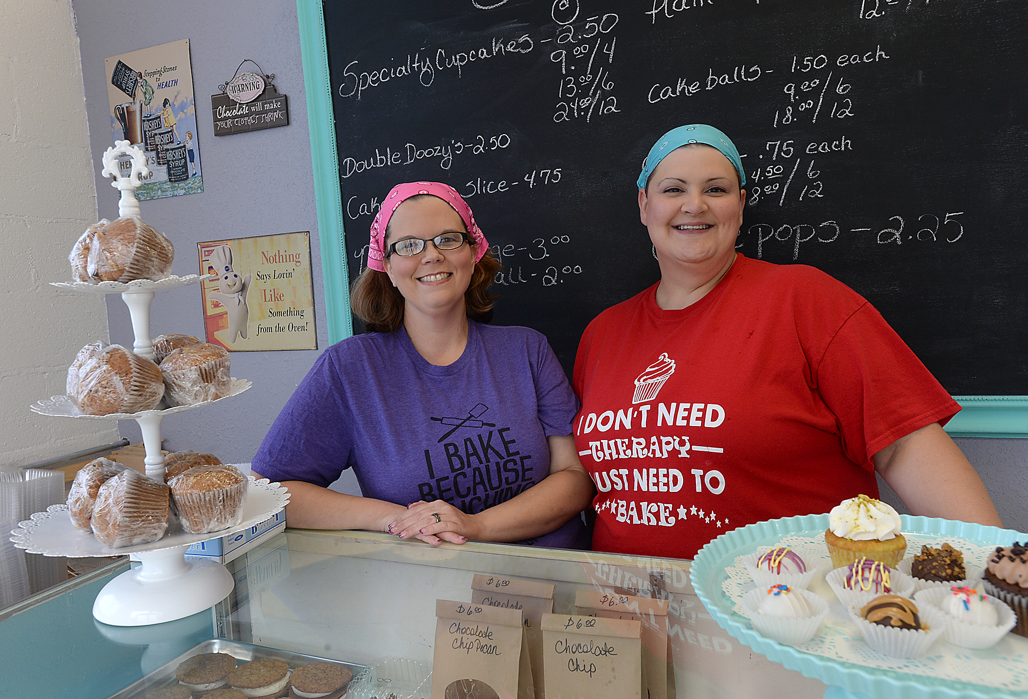 Sugar Momma Confections brings sweet treats to Groves