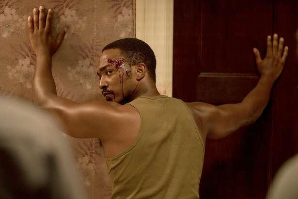 "Anthony Mackie in ""Detroit."" MUST CREDIT: Francois Duhamel, Annapurna Pictures"