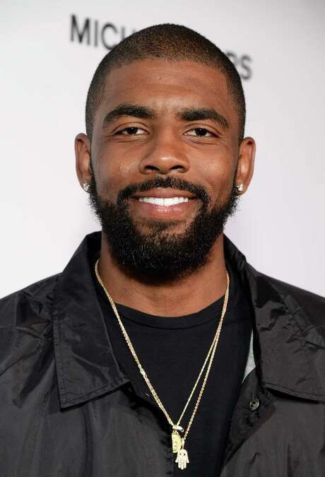 LOS ANGELES, CA - JULY 18:  Kyrie Irving at Sports Illustrated 2017 Fashionable 50 Celebration at Avenue on July 18, 2017 in Los Angeles, California.  (Photo by Michael Kovac/Getty Images for SPORTS ILLUSTRATED) Photo: Michael Kovac, Stringer / 2017 Getty Images