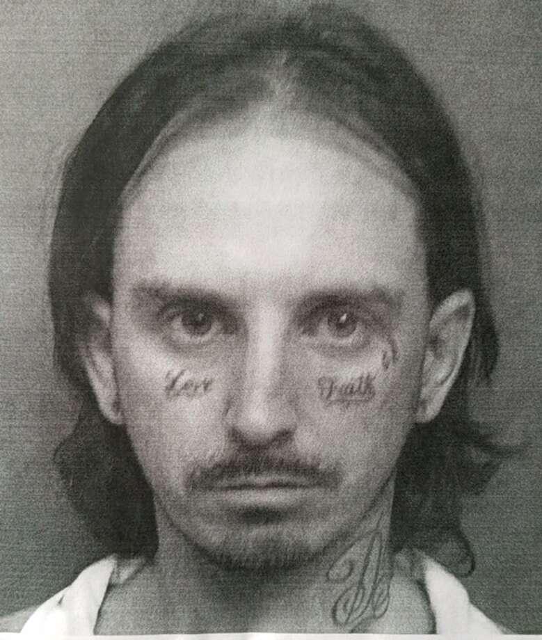 Gregory Kocian, booked into San Jacinto County Jail on criminal trespass charges, Saturday, July 22, 2017. Photo: San Jacinto Precinct 3 Constable's Office