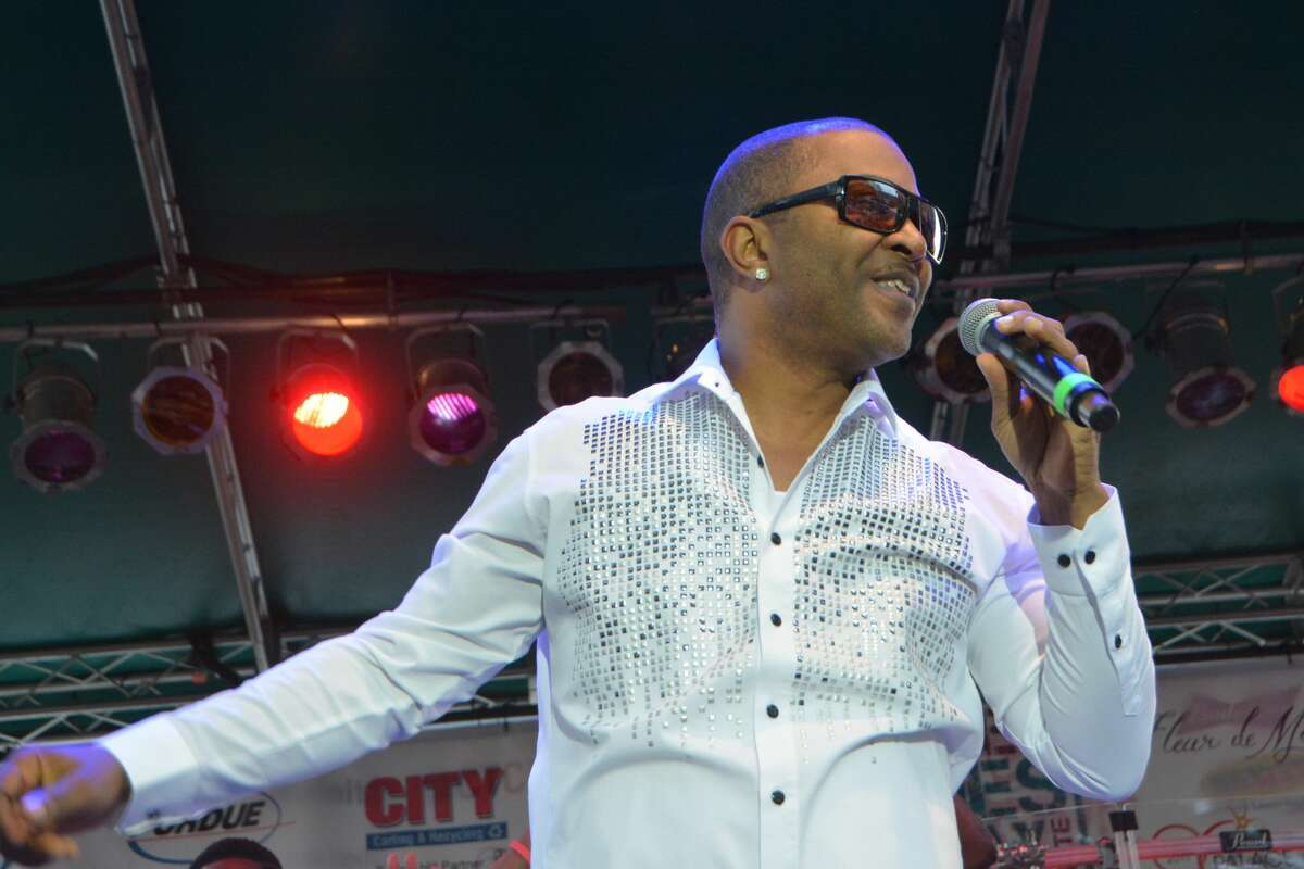 Kool & the Gang headlined Stamford's Wednesday Nite Live! on July 26, 2017. Were you SEEN?