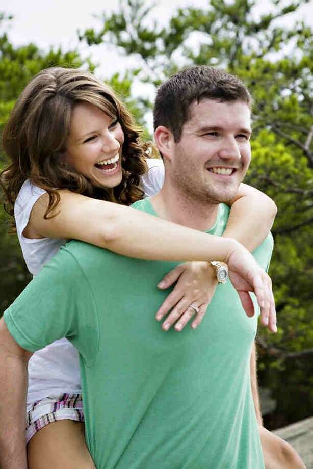 Emily Mae Butler and Aaron Michael Stone