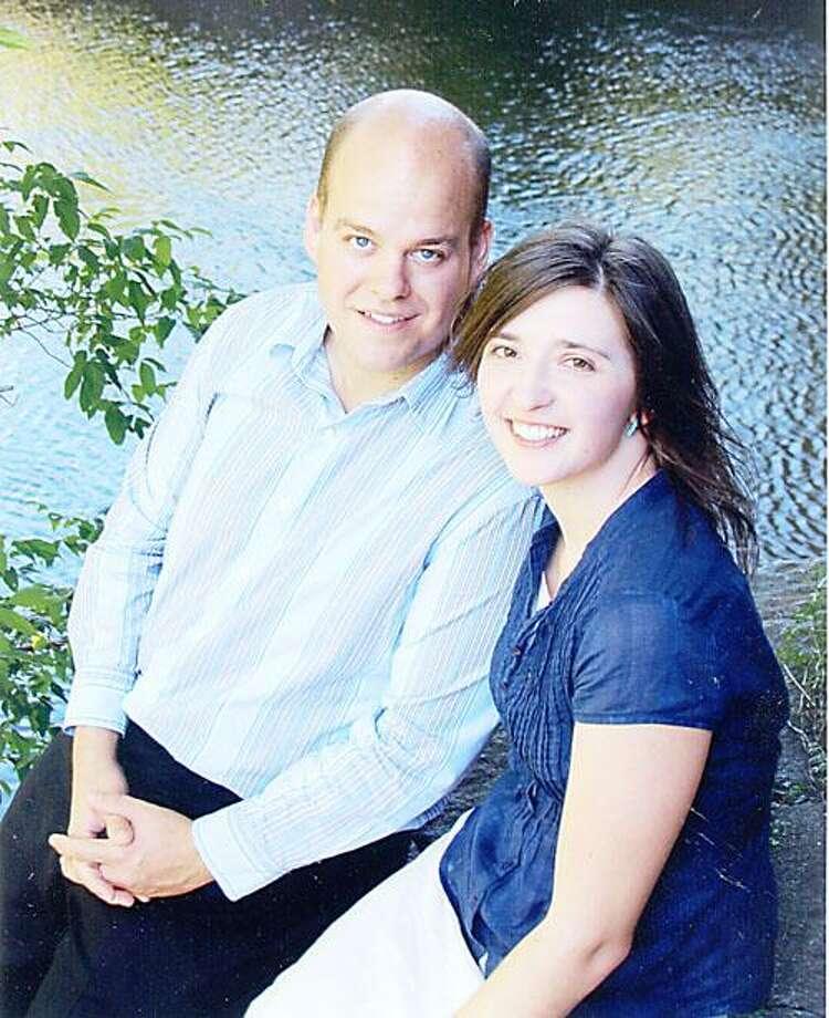 Joseph G. Knouf and Kathleen Conley
