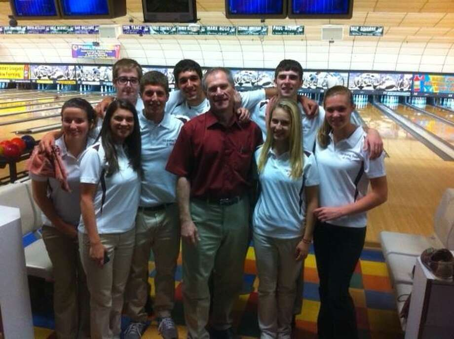 Submitted photo Torrington High School's bowling team participated in the first CIAC Bowling Open in Windsor Locks on May 19.