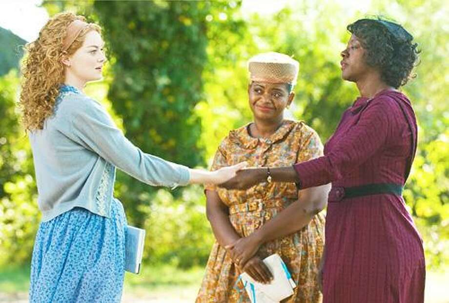 """The Hamilton Book and Movie Club will discuss """"The Help"""" Thursday, Jan. 26, 2012, at 5:30 p.m. at the Hamilton Theater."""