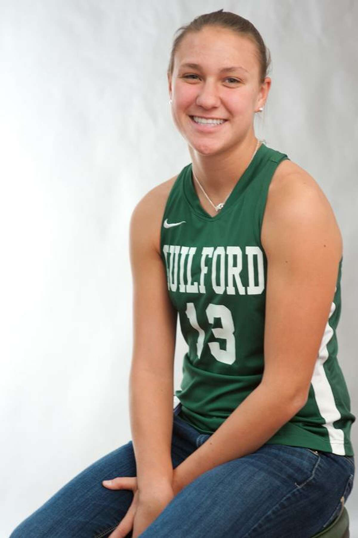 Female Athlete of the Week: Riley Smith, Guilford field hockey. vm Williams/Register.