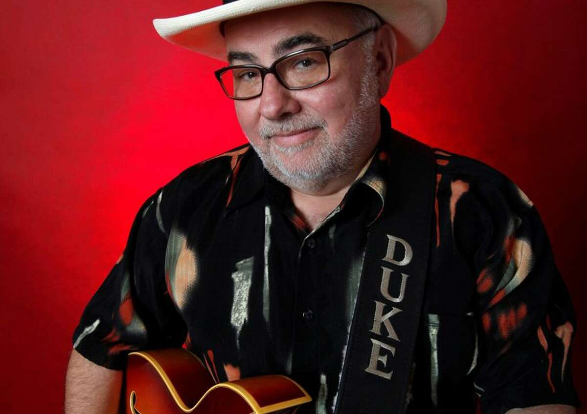 Contributed photo: Duke Robillard has been playing in the Elm City since way back when.