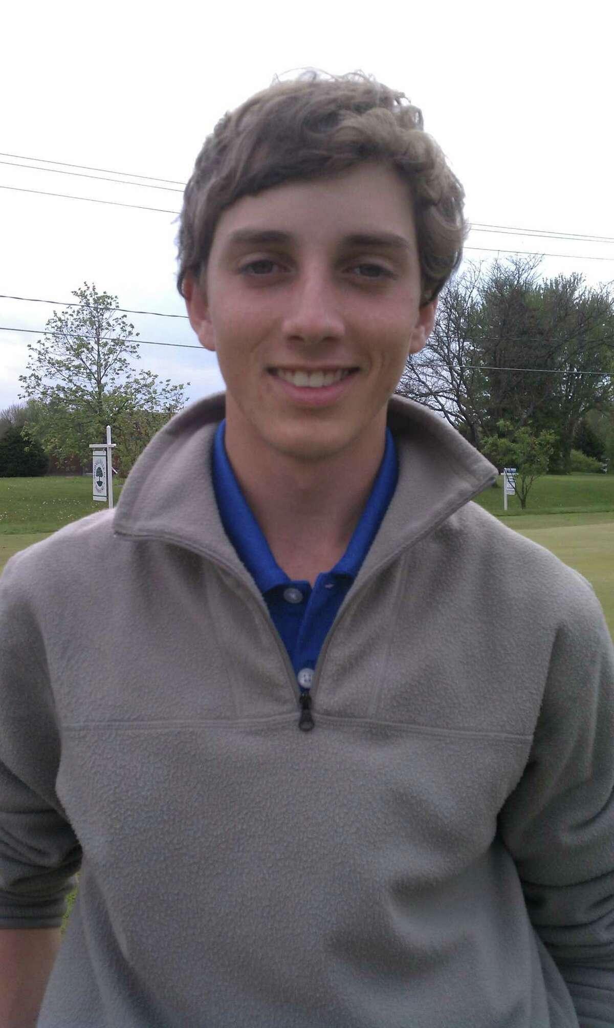 Seth Adams, Camden golf