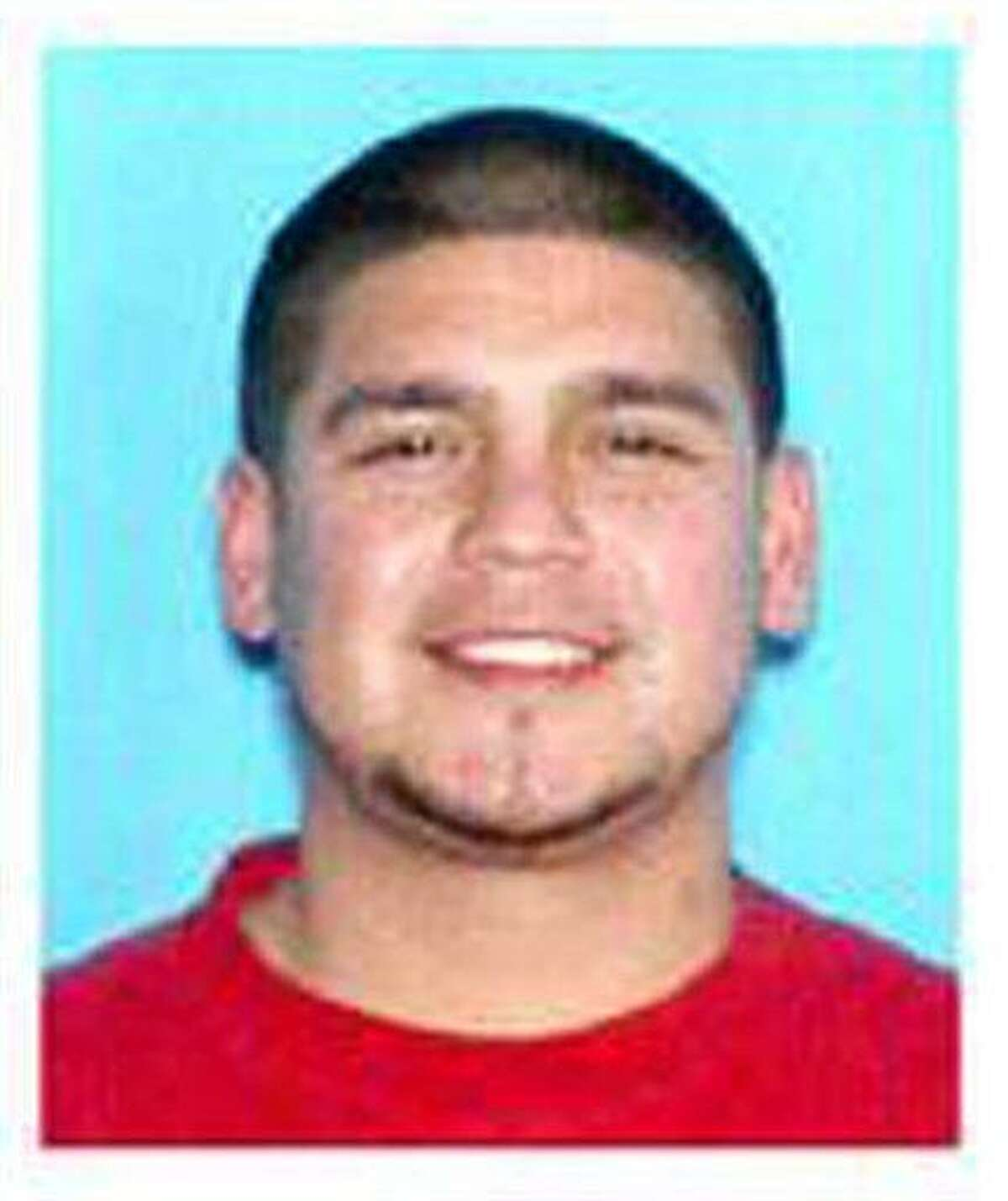 This photo provided by the Colorado Springs Police Department shows Jose Garcia, 29, who was arrested in Colorado Springs, Colo., Friday in connection with the kidnapping of a 9-year-old girl in Pueblo, Colo., Jan. 19. The girl escaped the apparent kidnapper and called 911 herself from a convenience store in Colorado Springs on Friday, police said. Associated Press