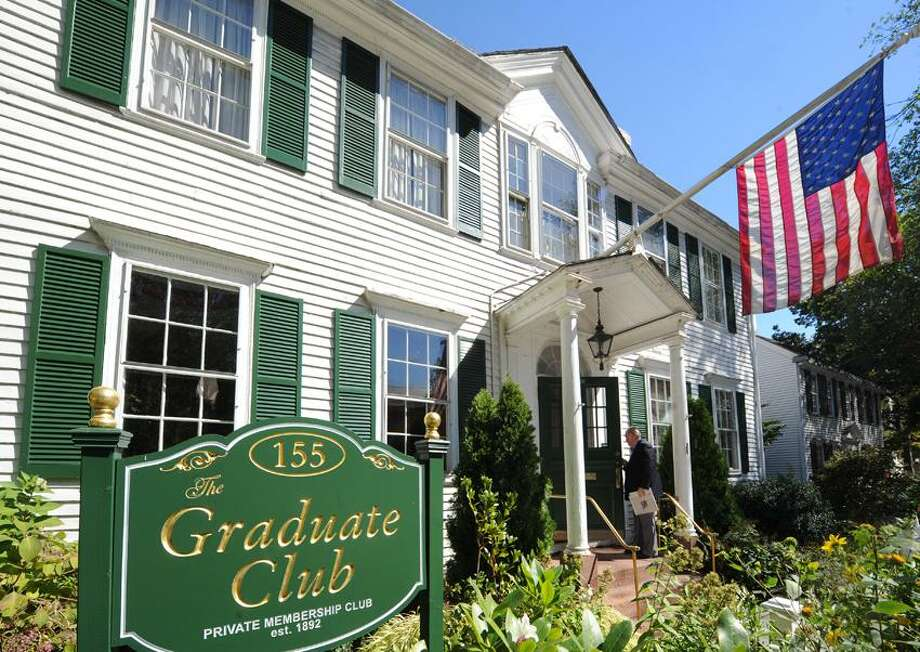 The Graduate Club at 155 Elm St in New Haven September 19, 2012. It was announced that the Graduate Club and the Q Club would merge. vm Williams