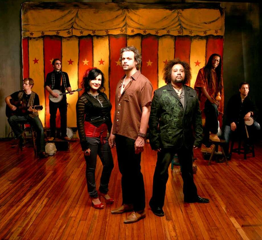 Duane Rieder photo: Rusted Root finishes its three-show swing through Connecticut Saturday night at Mohegan Sun.