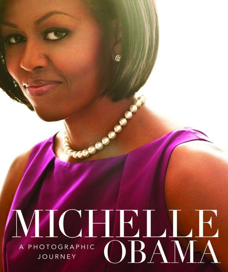 "A new coffeetable book, ""Michelle Obama: A Photographic Journey"" Photo: The White House"