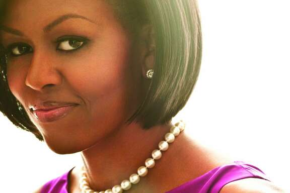"A new coffeetable book, ""Michelle Obama: A Photographic Journey"""