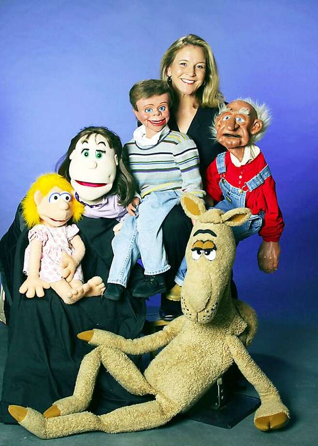 Photo Courtesy EARLVILLE OPERA HOUSE Ventriloquist Lynn Trefzger will perform at the Earlville Opera House Sunday, July 15, 2012, at 3 p.m.