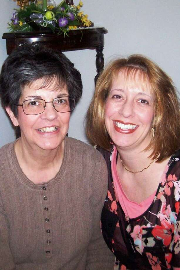 Ann DeMatteo/Register photo: Earlier this year, daughter Erica Anderson Campbell of North Haven wrote to tell us all about her mom, Carol Fucci Anderson, of New Haven.